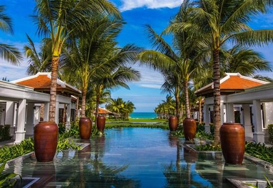 Zájezd k moři - Nha Trang - The Anam (5*) - Vietnam