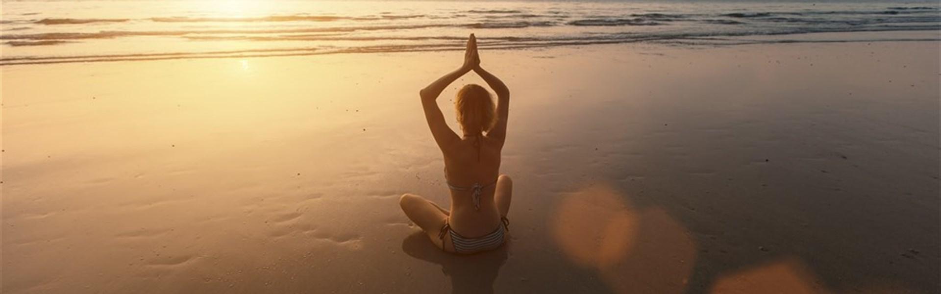 Jóga v Keni - jóga u moře  + safari - s českou lektorkou -