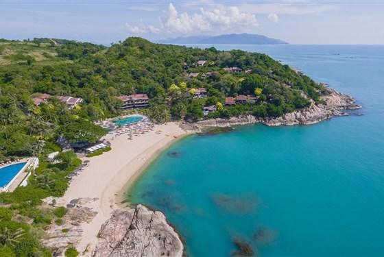Marco Polo - The Tongsai Bay hotel Koh Samui -