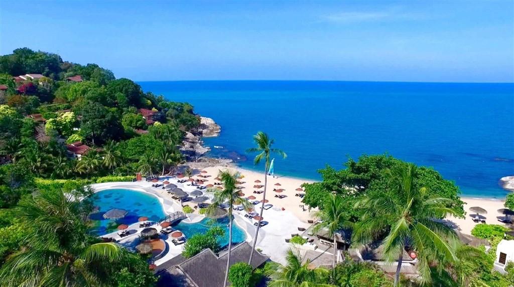 The Tongsai Bay hotel Koh Samui -
