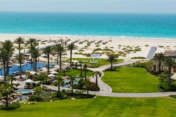 Marco Polo - Park Hyatt Abu Dhabi -