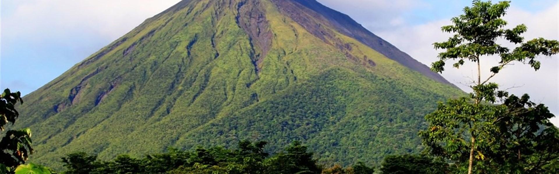 Luxusní Kostarika s českým průvodcem - El Arenal