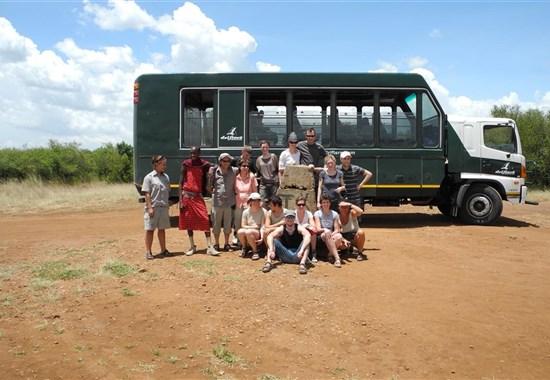 Expedice Východní Afrika s anglicky mluvícím průvodcem - Keňa -