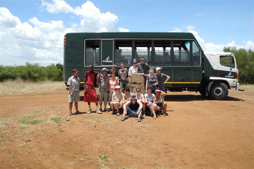 Expedice Východní Afrika s anglicky mluvícím průvodcem - Tanzanie