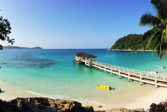 Marco Polo - Perhentian Island resort -