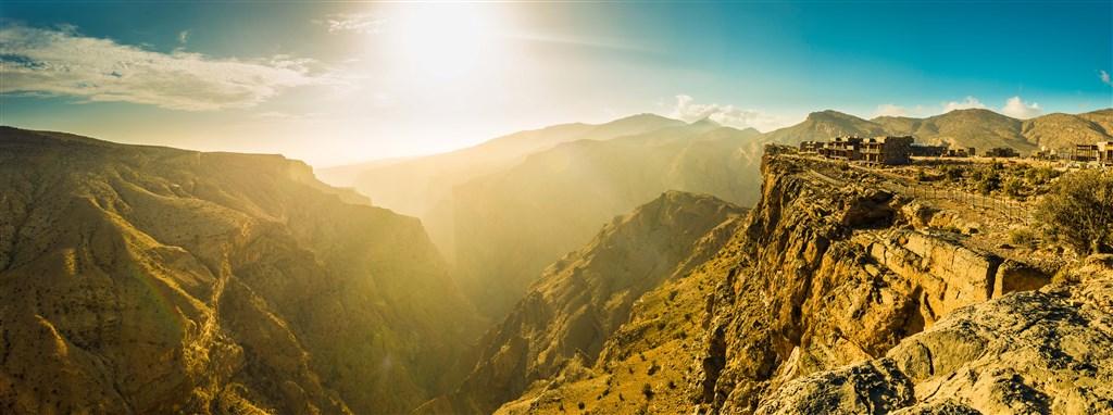 Off-Roadem do ománských hor i pouště s pobytem u moře - Omán