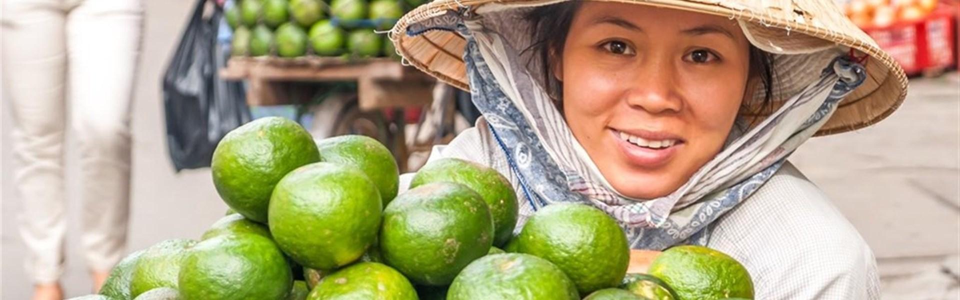 Stopover v Saigonu a v deltě řeky Mekong -