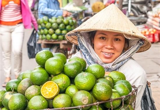 Stopover v Saigonu a v deltě řeky Mekong - Vietnam -