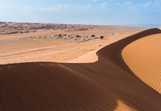 Privátní okruh Ománem + moře (s vlastním řidičem) - Střední a Blízký Východ - Poušť Wahiba