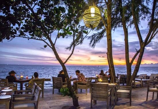 Phu Quock - Mango Bay Resort Phu Quck - Vietnam - Mango Bay - Beach restaurant