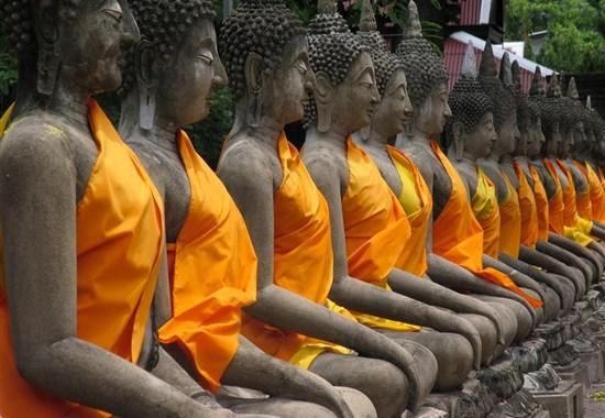 Poznávací: Od Bangkoku na sever s českým průvodcem -  - Ayutthaya