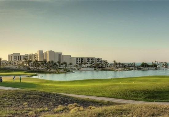 Luxusní golf v Abu Dhabi -  -