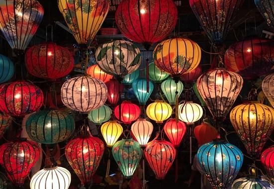Stopover v centrálním Vietnamu - Hoi An + Hue - Vietnam -
