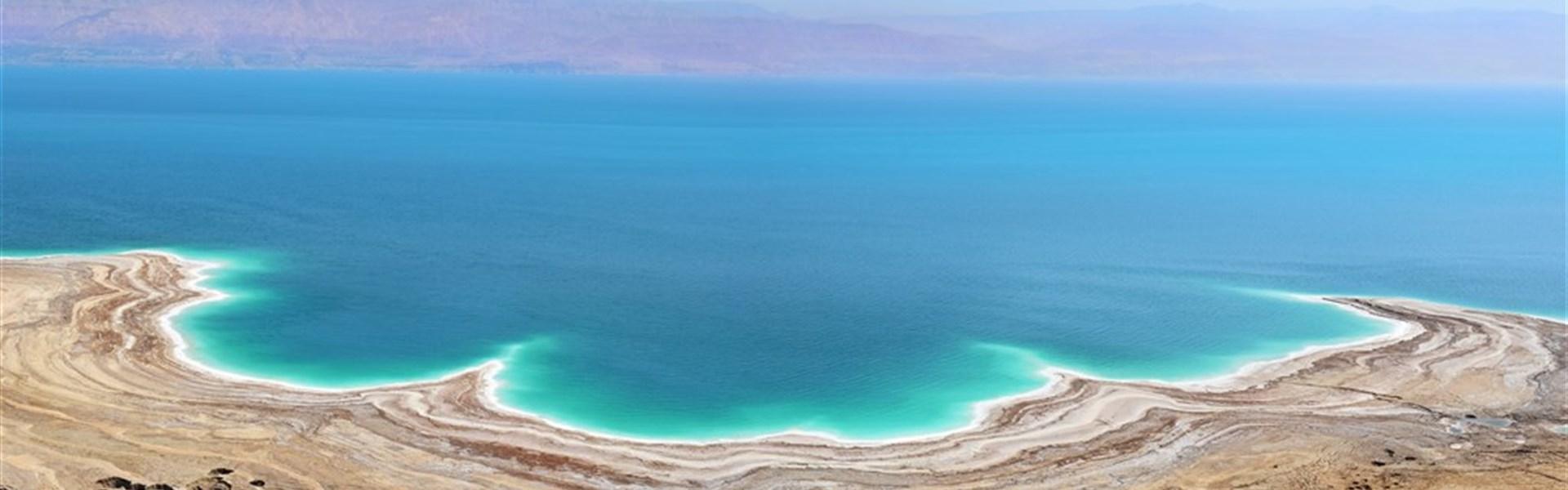 Okruh - Petra, Wadi Rum, Mrtvé moře - Mrtvé moře