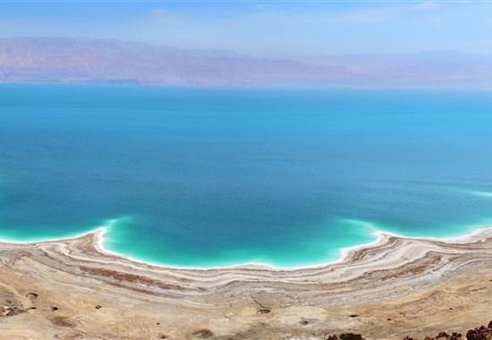 Okruh - Petra, Wadi Rum, Mrtvé moře - Jordánsko - Mrtvé moře