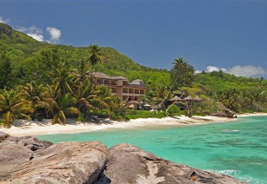 DoubleTree by Hilton Seychelles - Allamanda Resort & Spa - Seychely - Zátoka Anse Forbans