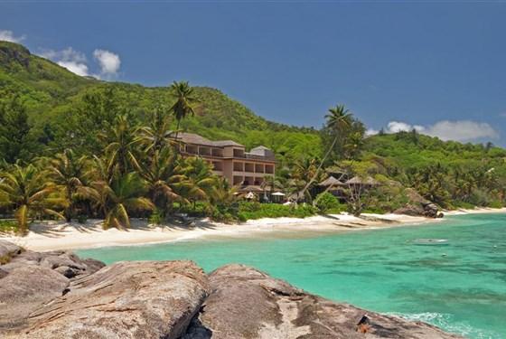 Marco Polo - DoubleTree by Hilton Seychelles - Allamanda Resort & Spa - Zátoka Anse Forbans