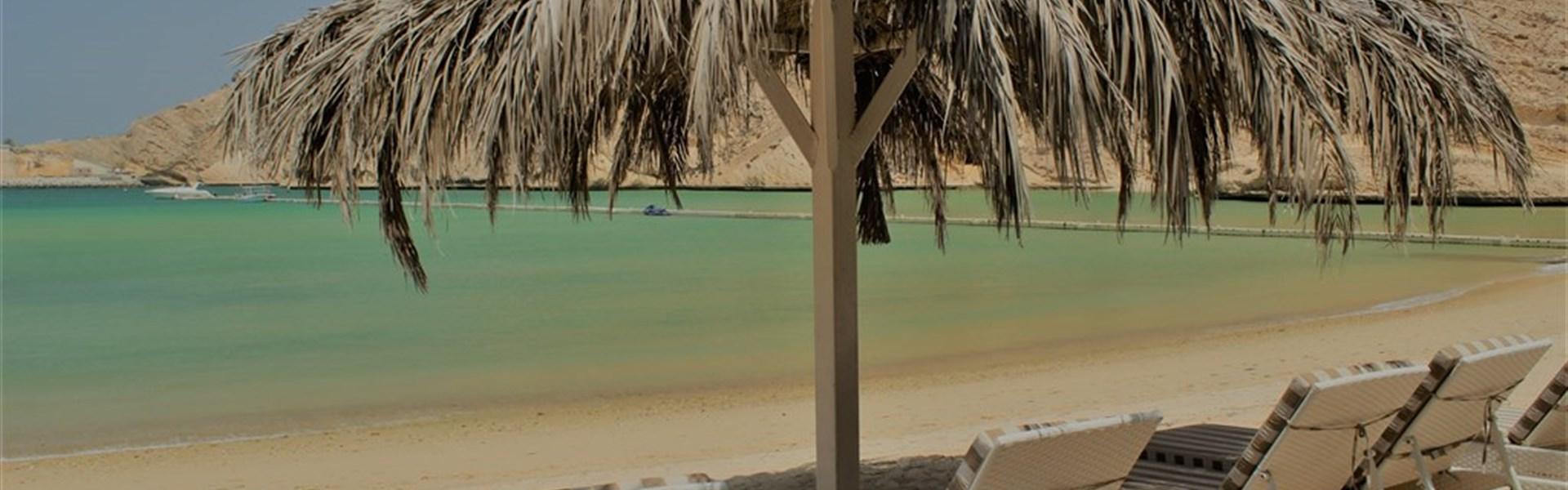 Pobyt u moře - Muscat Hills Resort