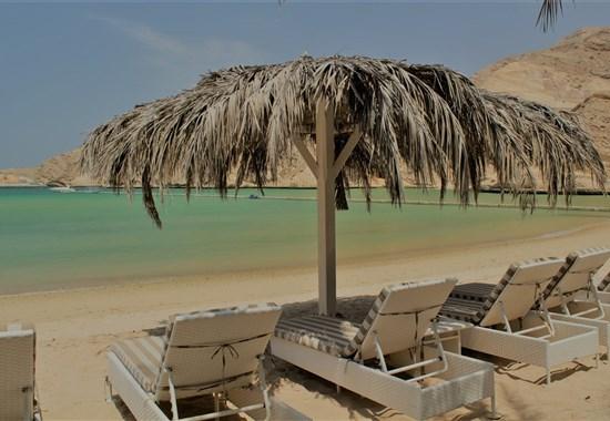 Pobyt u moře - Muscat Hills Resort -  - Muscat Hills Resort - pláž