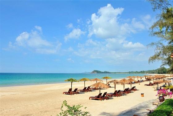 Marco Polo - Amata Ngapali Resort - Barma - Ngapali Beach - Amata Ngapali - pláž