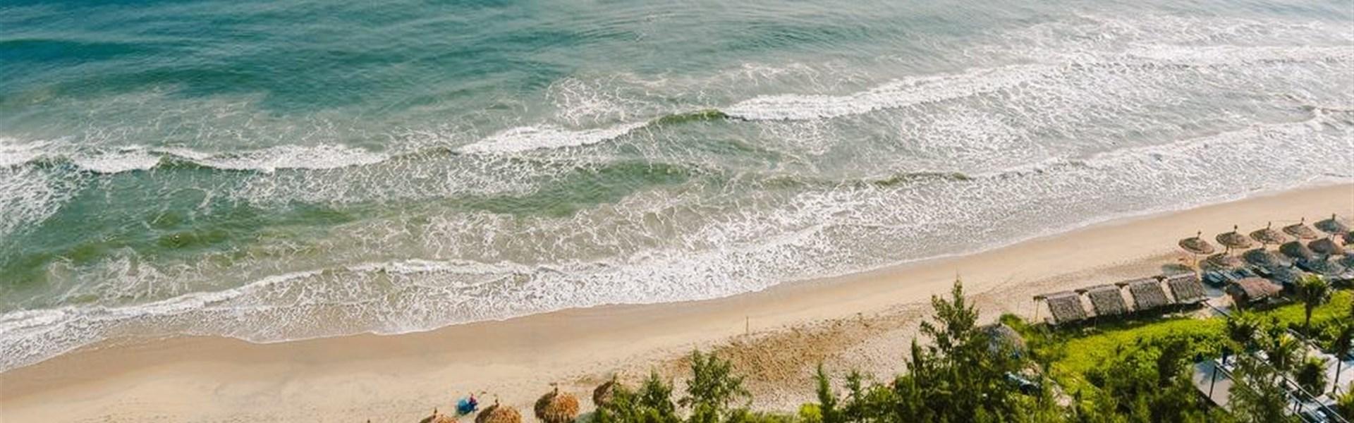 Zájezd k moři - Hoi An - Aira Boutigue - Vietnam - Hoi An - hotel Aira - pláž