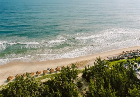 Zájezd k moři - Hoi An - Aira Boutigue -  - Vietnam - Hoi An - hotel Aira - pláž