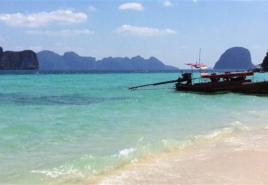Poznávací zájezd - Bangkok a nejkrásnější pláže Thajska -  - Thajsko - Koh Hai - pláž