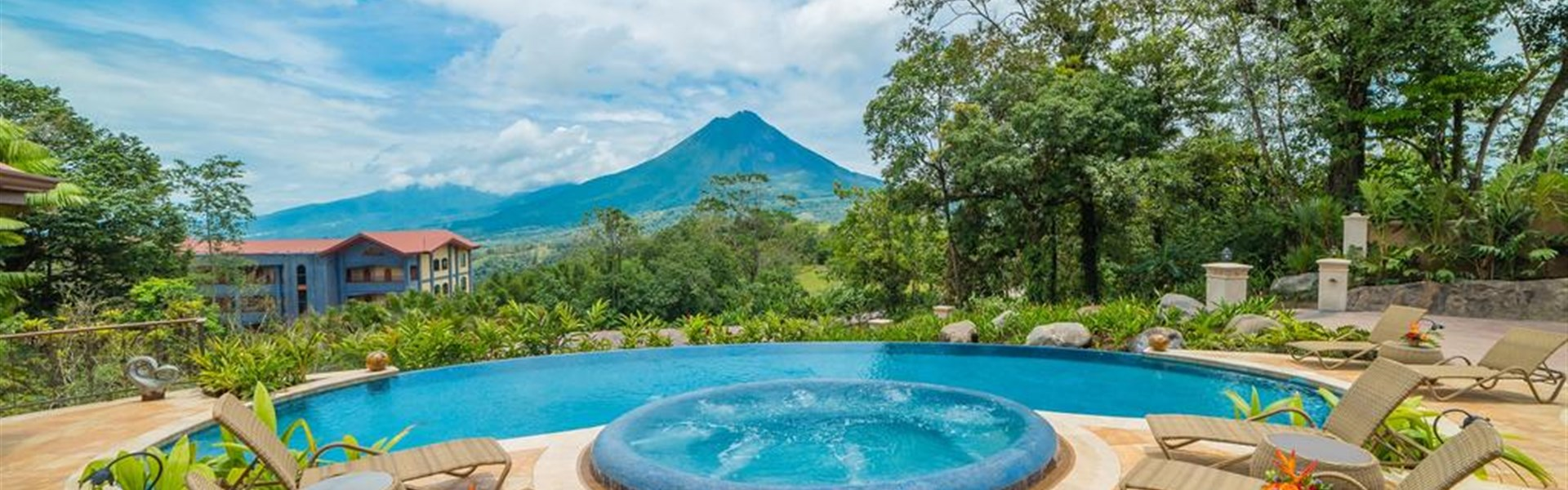 Marco Polo - Arenal Paraiso - Arenal - The Springs and Spa