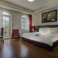 Hanoj - Noble Boutique Hotel - Hanoj - Noble Butique - Junior Suite - ckmarcopolo.cz