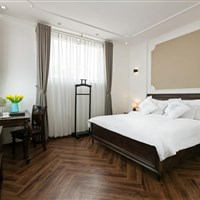 Hanoj - Noble Boutique Hotel - Hanoj - Noble Butique - pokoj - ckmarcopolo.cz