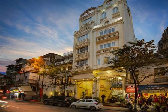 Marco Polo - Hanoj - Noble Boutique Hotel - Hanoj - Noble Butique