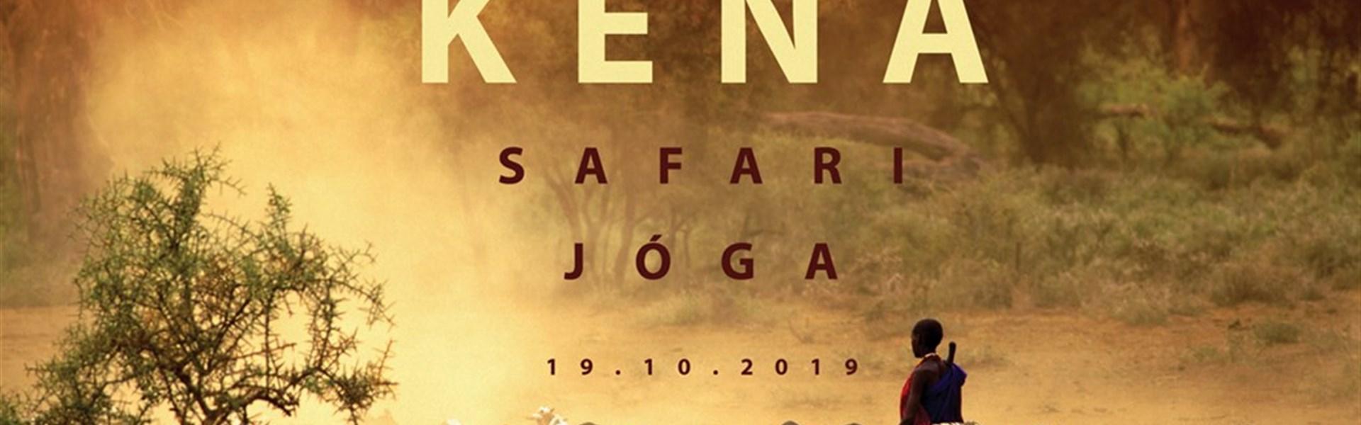 Jóga v Keni - jóga u moře  + safari - s českou lektorkou