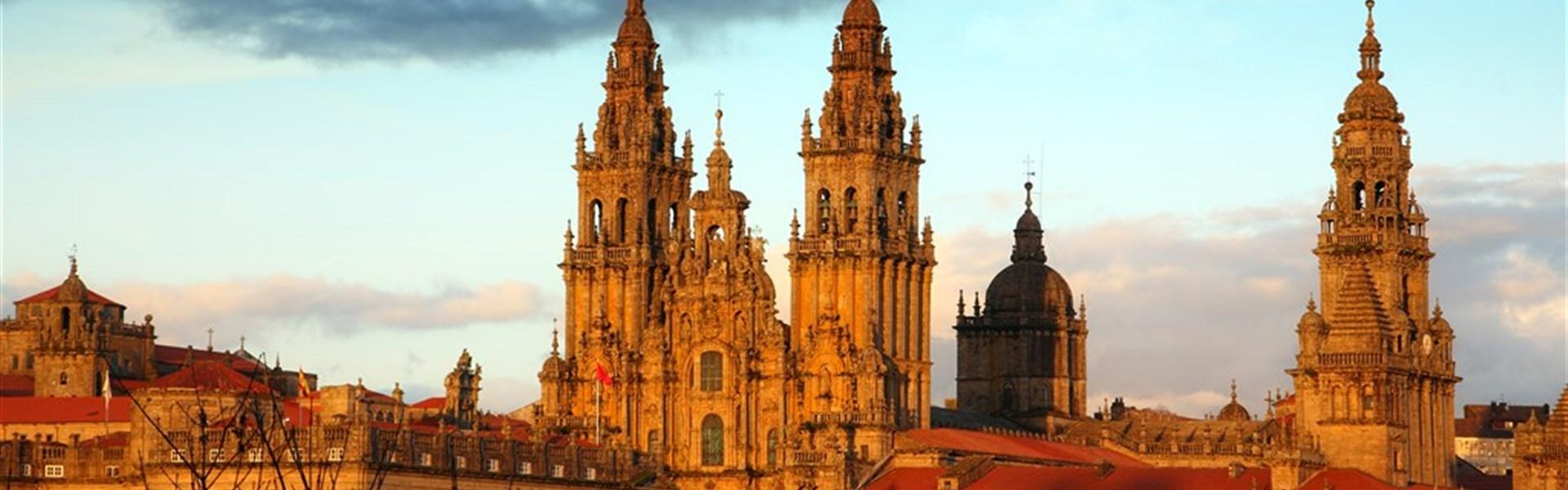 Jakubská pouť - Santiago de Compostela s českým průvodcem - Katedrála sv. Jakuba