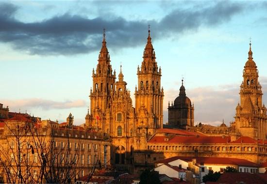 Jakubská pouť - Santiago de Compostela s českým průvodcem - Evropa - Katedrála sv. Jakuba