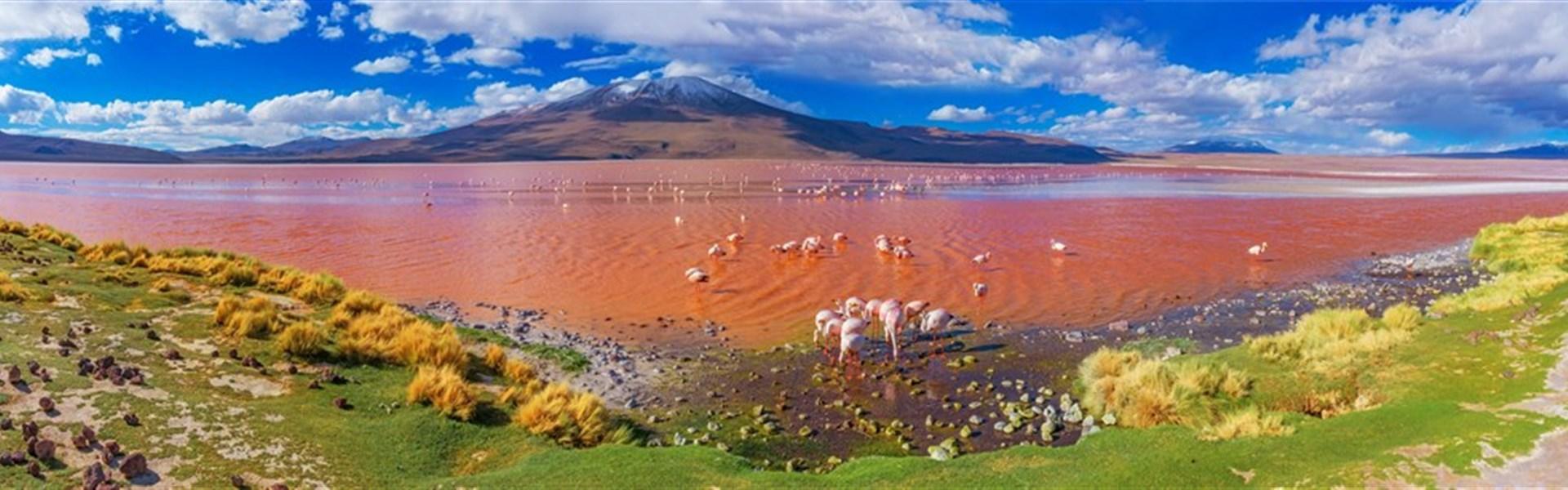 Bolívie - země plná kontrastů -
