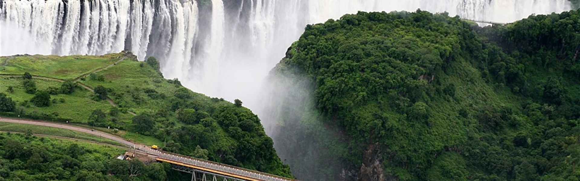 Poznávací zájezd -  Kapské Město - Viktoriiny vodopády - Botswana - Zimbabwe - Viktoriiny vodopády