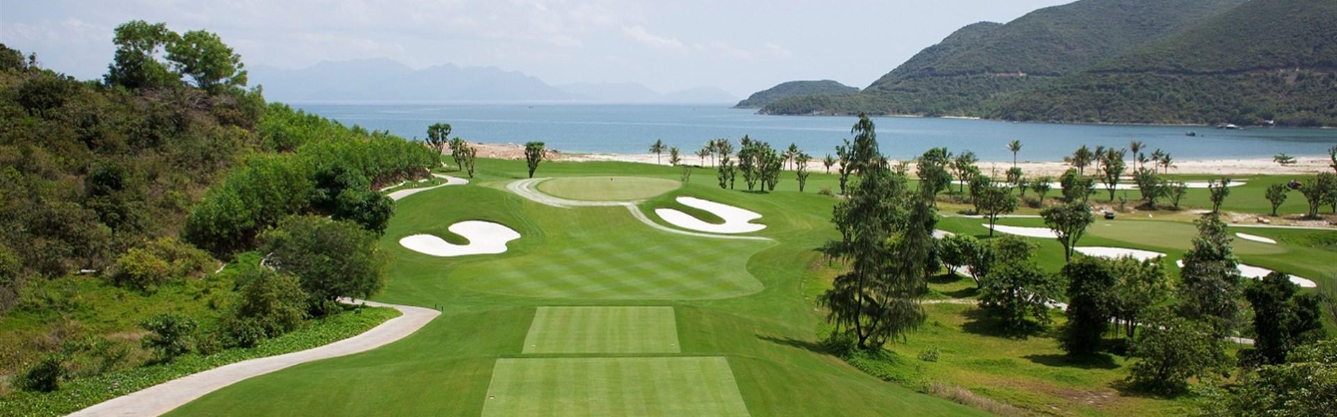 Golf ve Vietnamu - Centrální Vietnam - skupina - Hoi An - Vinpearl golf course - Golf ve Vietnamu