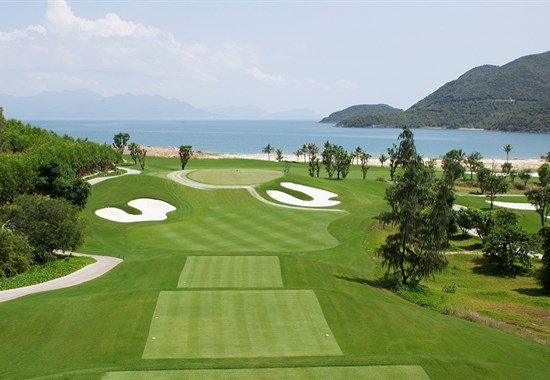 Golf ve Vietnamu - Centrální Vietnam - skupina -  - Hoi An - Vinpearl golf course - Golf ve Vietnamu