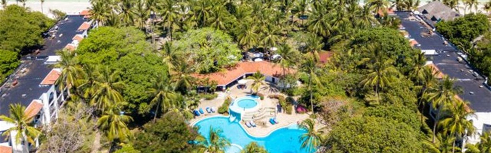 Marco Polo - Diani Sea Resort s all inclusive -