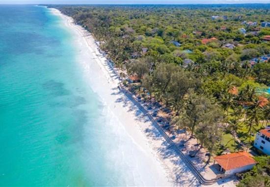 Diani Sea Resort - Keňa - Diani Sea Resort, dovolená v Keni s All-Inclusive