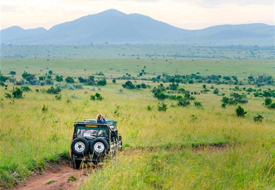 Safari v Masai Mara a pobyt u moře s all inclusive (česky) - Keňa - Safari v Masai Mara