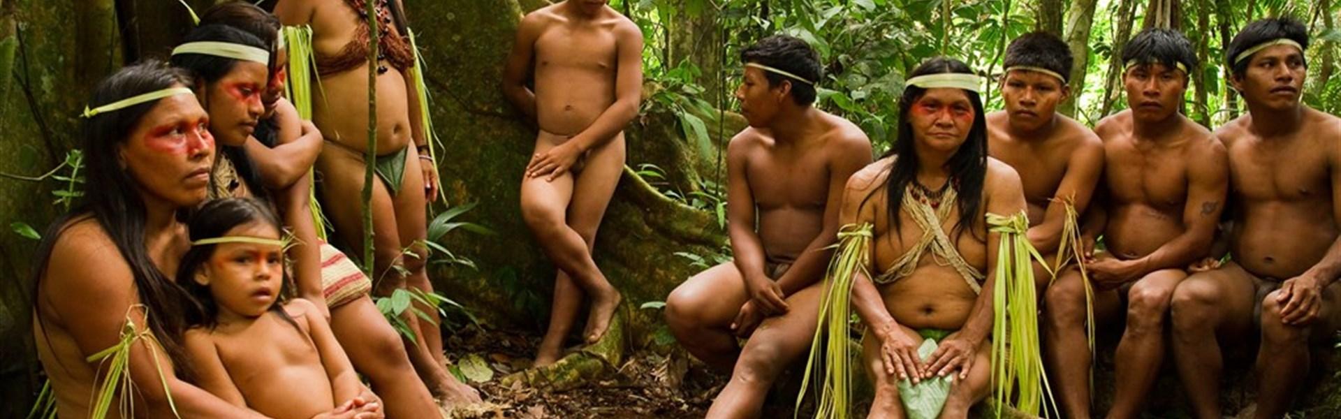 Prodloužení zájezdu do Ekvádoru o Amazonii - Amazońie _ domorodci