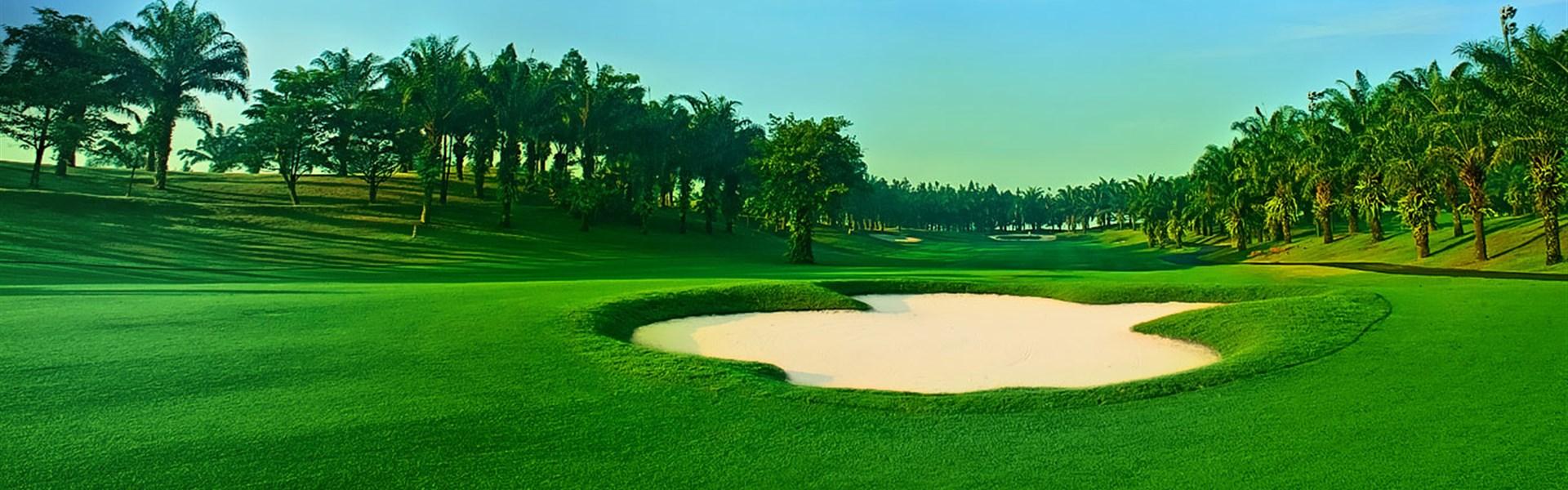Golf ve Vietnamu - Centrální a jižní Vietnam - Golf ve Vietnamu_Saigon_Long Thanh