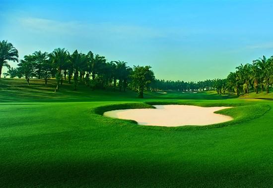 Golf ve Vietnamu - Centrální a jižní Vietnam - Vietnam - Golf ve Vietnamu_Saigon_Long Thanh