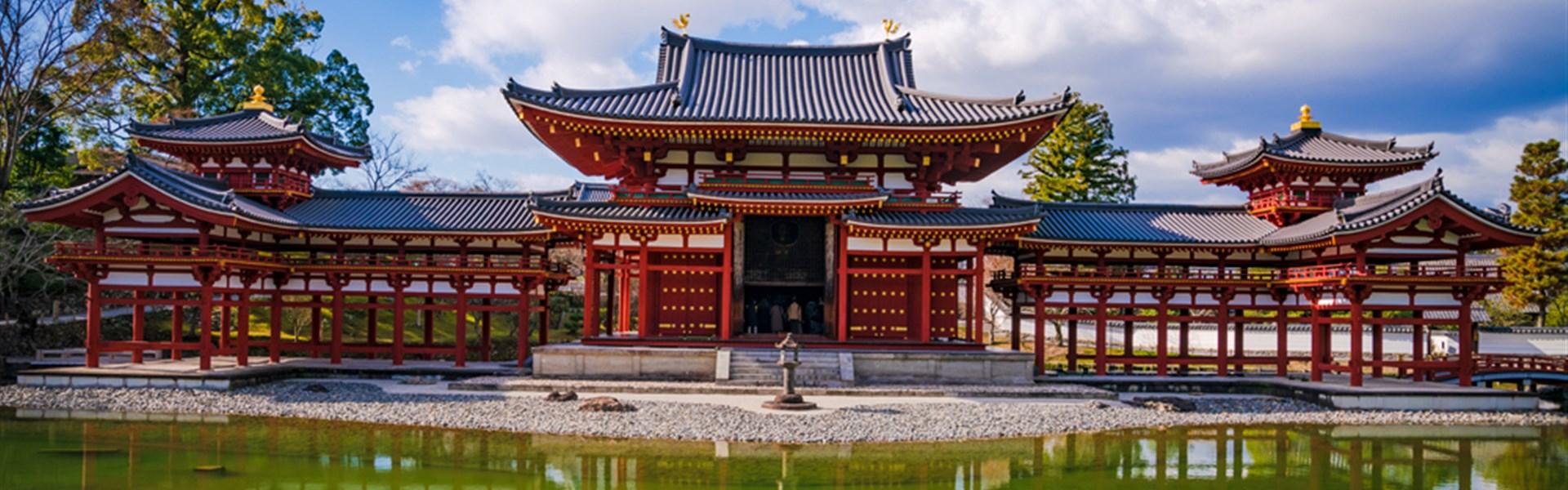 Japonská cesta snů s českým průvodcem - Poznávací zájezd do Japonska - Kyoto Dovolená v Japonsku, krásný zájezd Japonsko, Marco Polo,