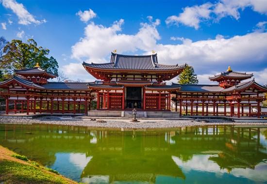 Japonská cesta snů s českým průvodcem - Asie - Poznávací zájezd do Japonska - Kyoto Dovolená v Japonsku, krásný zájezd Japonsko, Marco Polo,
