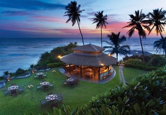 Taj Bentota Resort and Spa - Indický oceán