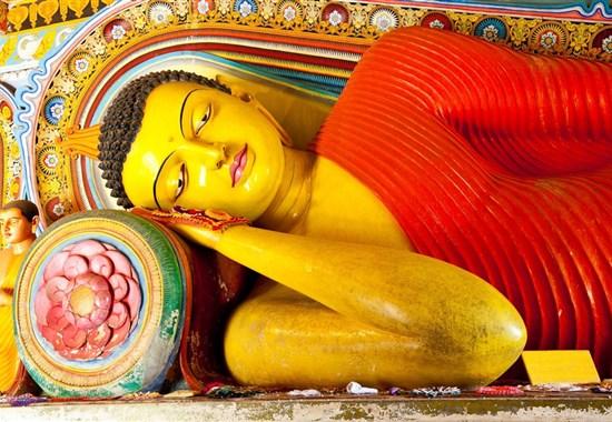Poznávací zájezd - Privátní cesta po Srí Lance a pobyt u moře - Indický oceán -