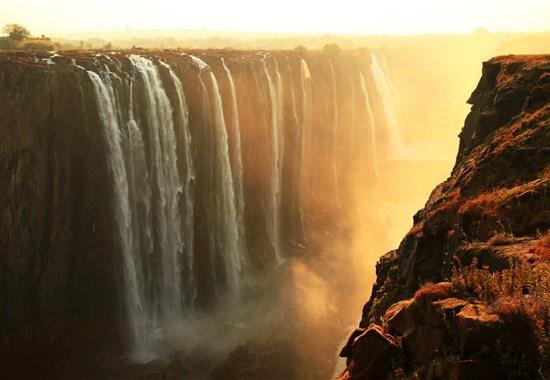 Prodloužení zájezdů do JAR - Viktoriiny vodopády - Zambie - Viktoriiny vodopády s Marco Polo