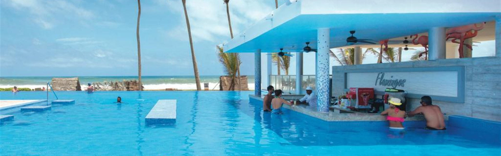 Pobyt u moře - Bentota - RIU (5*) - all inclusive - RIU Ahungalla